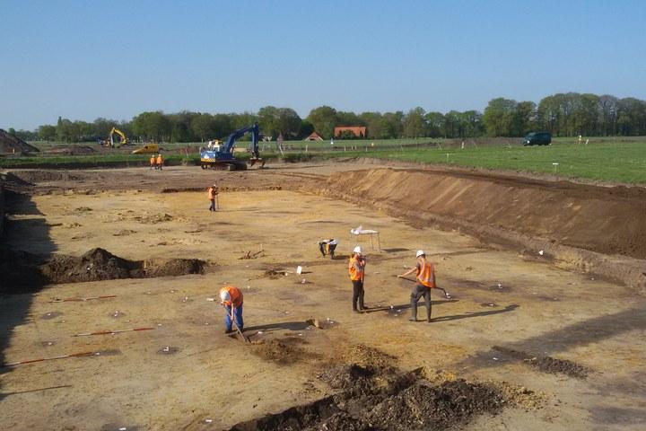 Archeologisch onderzoek Nieuwe Twenteroute N18