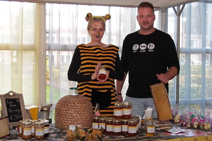 Kinderochtend: zoemende bijen!