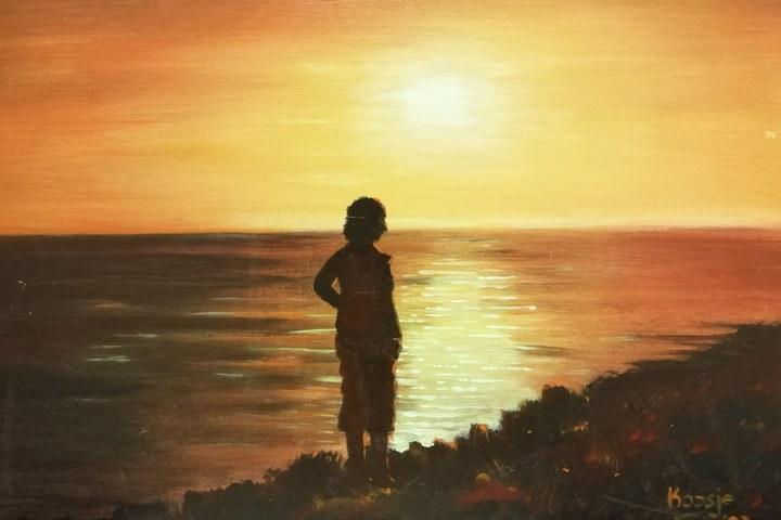 Zeeschilderen >> VOLGEBOEKT!
