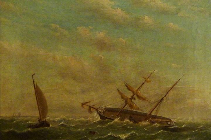 Lezing maritieme schilderkunst