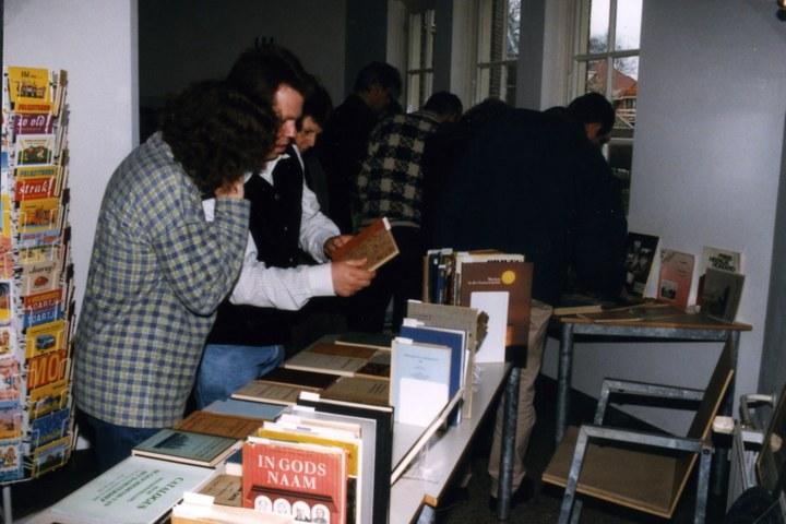 Regionaal historische boekenmark