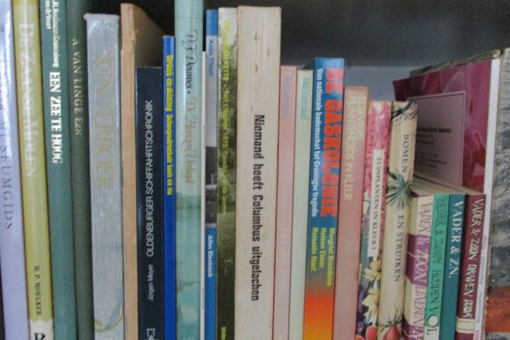 Kleintje Boeken - GECANCELD