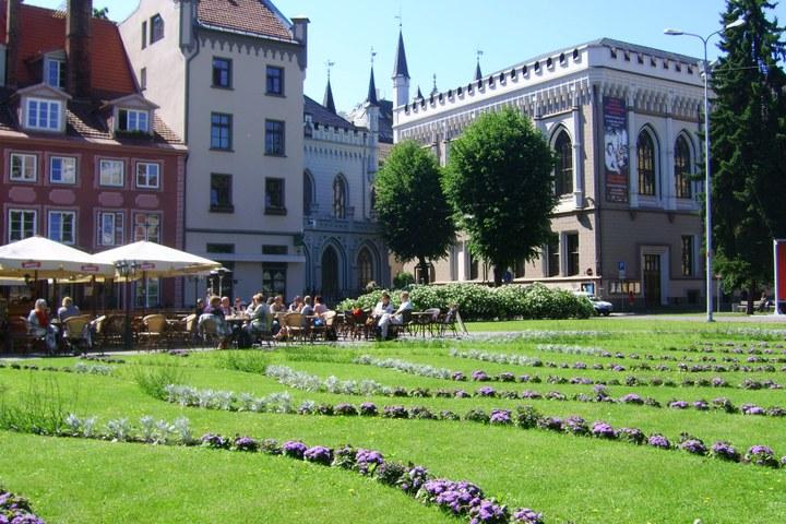 Fotoalbum Letland (Riga)